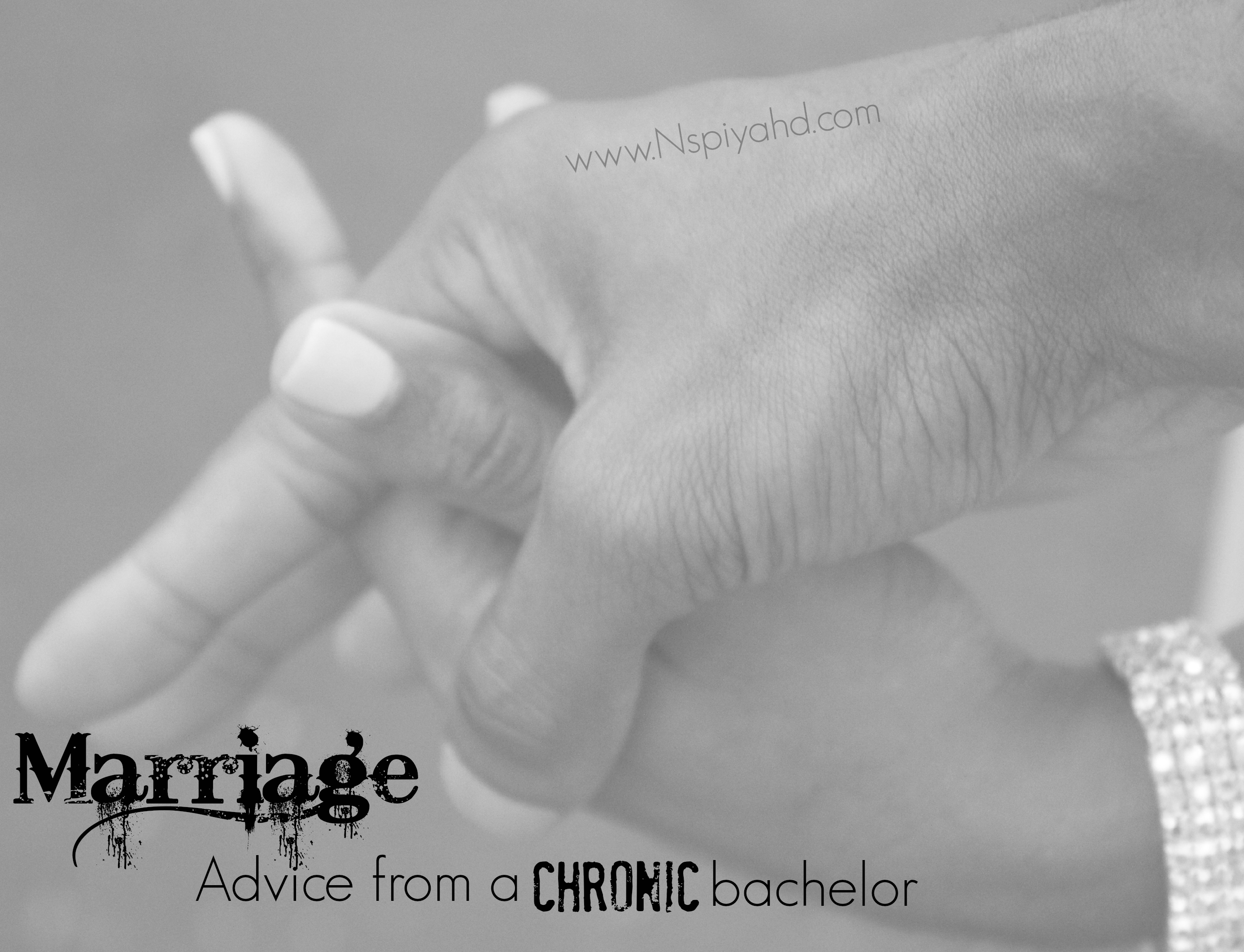 Repost: Marriage Advice from a Chronic Bachelor