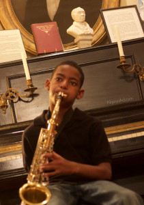 black child, saxophone, new orleans, talent, kid entrepreneur