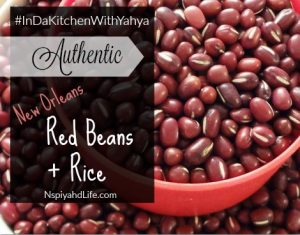 red beans, new orleans, authentic soul food, red beans recipe, new orleans red beans recipe