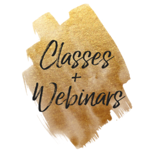Classes and Webinars