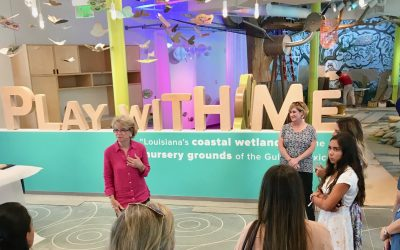 First Look: The NEW Louisiana Children's Museum